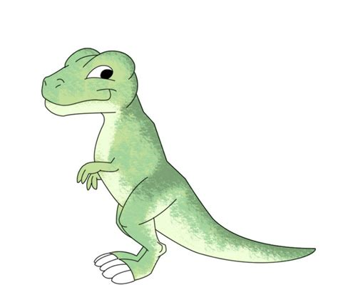 Drawing T Rex by How To Draw A T Rex Feltmagnet