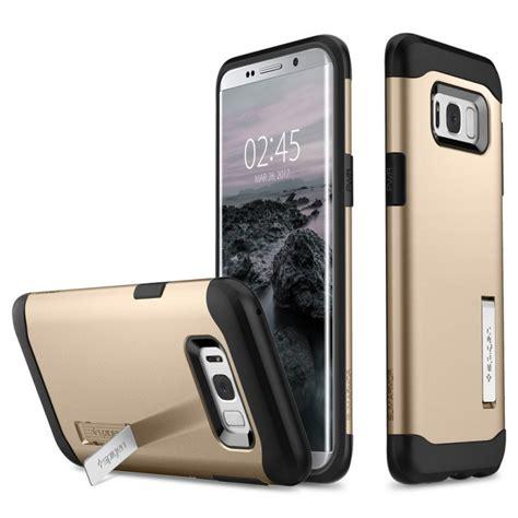 Spigen Samsung Galaxy S8 5 8 Slim Armor Gold Maple accesorios samsung galaxy s8 plus dorado spigen mexico