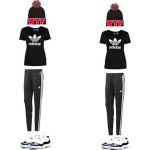 Adidas originals t shirt and sweat pants browse and shop related