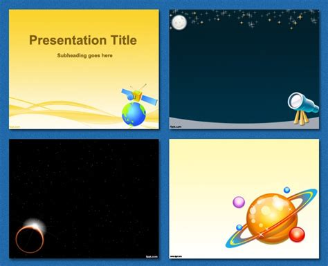 powerpoint themes astronomy free powerpoint templates astronomy powerpoint