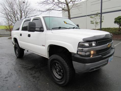 manual cars for sale 2009 chevrolet suburban 2500 parental controls 2004 chevrolet suburban 2500 duramax diesel zf6 manual 4x4 only 1 in the country for sale in