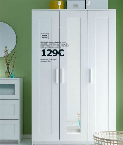 Armoire Ikea Blanche by Armoire Blanche Pas Cher