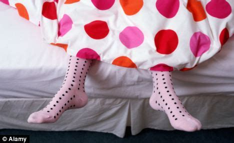 diy bed socks doctor you can t be serious they might sound barking