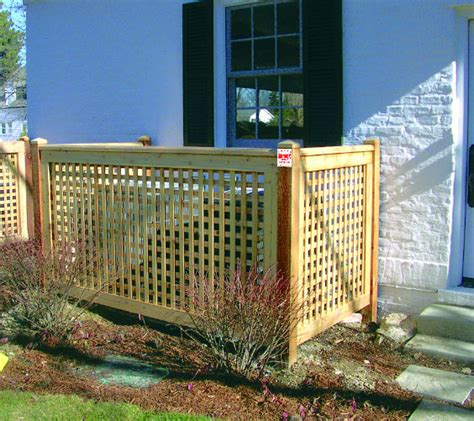 Design For Lattice Fence Ideas Project Idea Wood Lattice Ideas