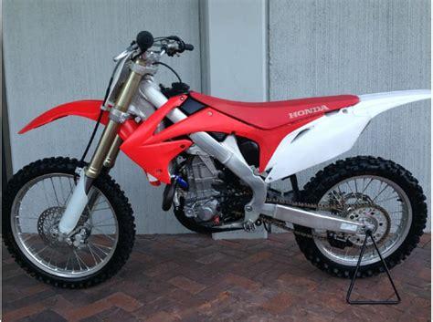 honda crf 2012 buy 2012 honda crf450r crf 450r 450 on 2040 motos
