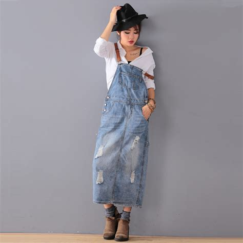 latest vogue style colcci jeans dresses 2015 free shipping 2015 new fashion loose denim dresses with
