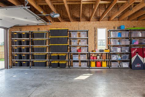 Garage Shelving Ideas Lowes Tips Storage Shelves Lowes And Garage Organization Also