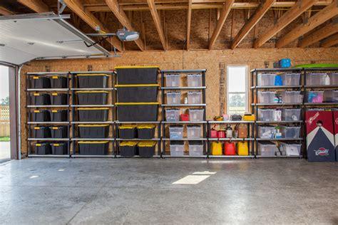 Garage Storage Ideas At Lowes Tips Storage Shelves Lowes And Garage Organization Also