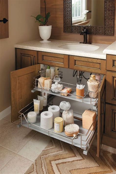 best 25 bathroom vanity storage ideas on