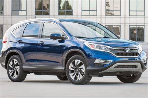 Honda Crv 2015 by 2015 Honda Cr V Touring Awd Review Term Verdict