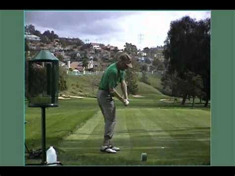 stuart appleby swing stuart appleby jc video slow motion swing youtube