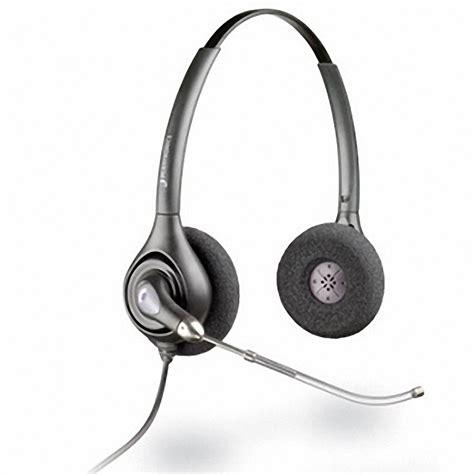 Headset Plantronics plantronics supraplus hw261 a binaural headset headsets