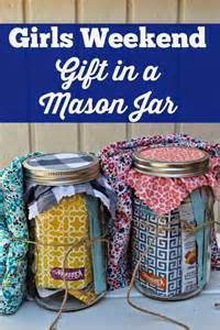 Homemade Food Christmas Gifts In A Jar - girls weekend gifts girls weekend and jar gifts on pinterest
