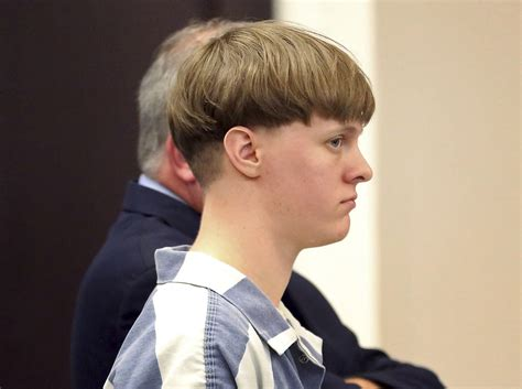 dylann roof dylann roof told judge he would rather die than be labeled