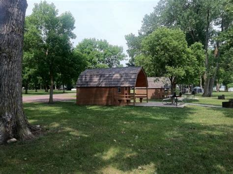 Yankton Cabin Rentals by Rental Cabins At Gavin S Point Cing Unit Picture Of