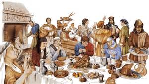 La Cuisine Au Moyen Age