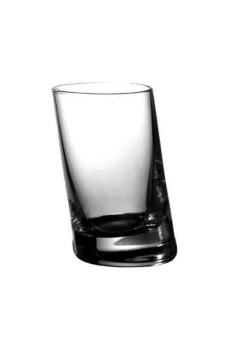 Tilted Bar Glasses Vintage Tilted Glass Bar Glasses Pro Bar