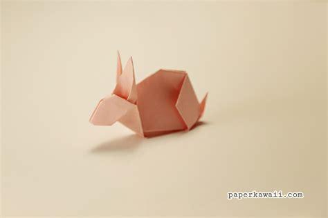 pin 10 origami rabbits rabbit food on