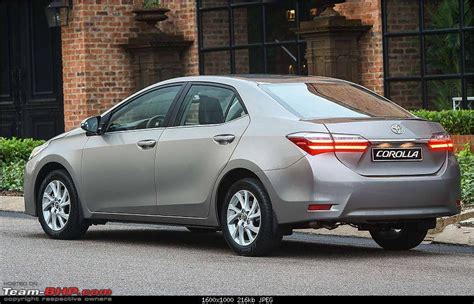 15 Toyota Corolla Toyota Corolla Altis Facelift Edit Launched At Rs 15 88