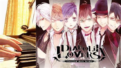 theme google chrome diabolik lovers diabolik lovers piano theme youtube