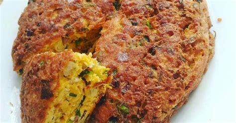 resep telur dadar enak  sederhana cookpad