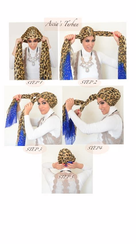 tutorial layering turban style 84 best mode modeste images on pinterest hijab styles