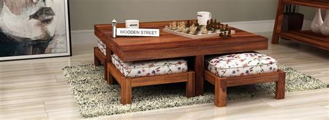 Modern Dining Room Table Sets by Buy Living Room Furniture Online India Starts 1 499