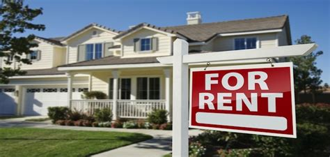 where to find houses for rent meet the new guidelines for single family rentals 2014