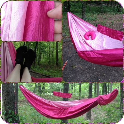 Pink Eno Hammock months ago i asked about getting a pink hammock