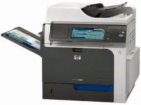 hp color laserjet enterprise cm4540f mfp printer series