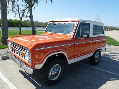 ford bronco hardtop 1974 ford bronco removable hardtop 102074