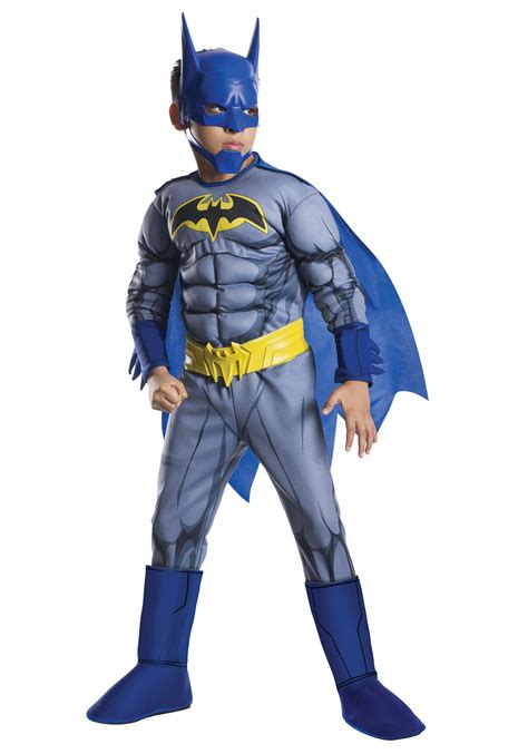batman costume batman unlimited deluxe child costume
