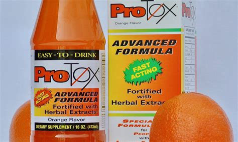 Protox Detox Directions by Orange 16 Oz Protox Detox