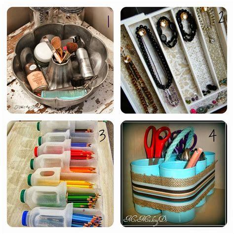 riordinare casa riciclo organizzato idee geniali per riordinare la casa a