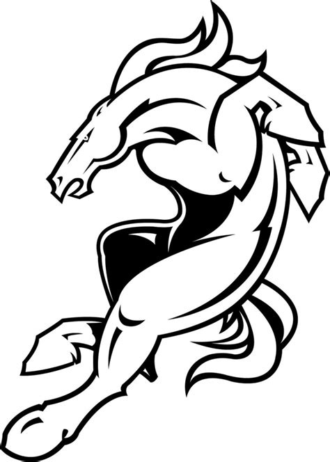 broncos coloring pages denver broncos coloring pages coloring home