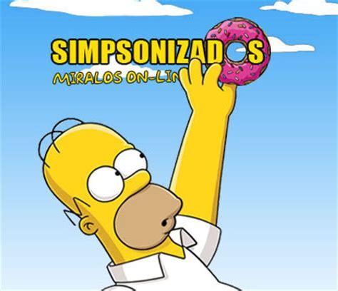 imagenes insolitas de los simpson simpsonizados mira cap 237 tulos de los simpsons online