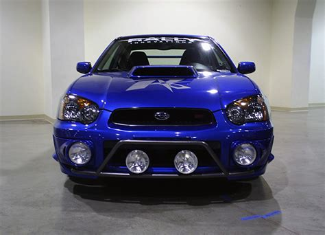 Rally Innovations Light Bar by 04 05 Subaru Wrx Rally Innovations Light Bar Sport Compact