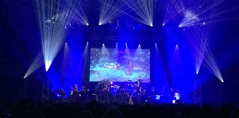 clay paky mannheim steamroller christmas tour with clay paky