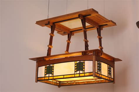 Frank Lloyd Wright Light Fixtures Frank Lloyd Wright Ceiling Light Prairie Style Ceiling Light