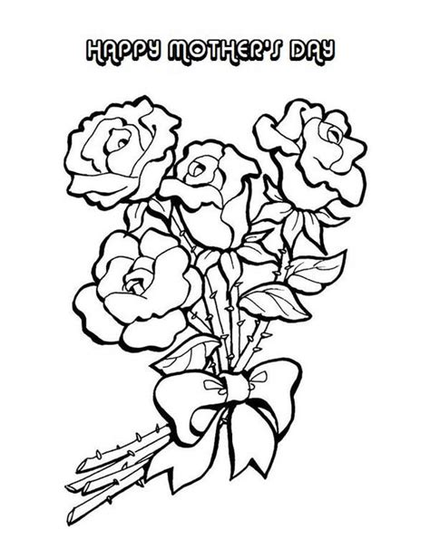 mothers day pictures to color best 25 mothers day coloring pages ideas on