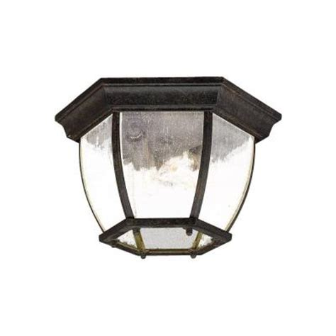 Ceiling Mount Outdoor Light Fixtures by Acclaim Lighting Flushmount Collection Ceiling Mount 3