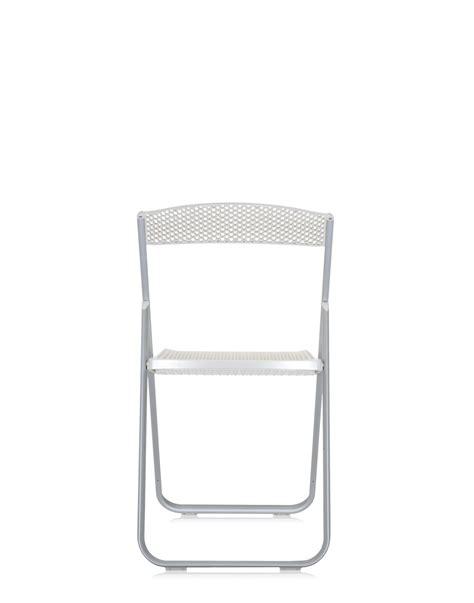 sedie pieghevoli kartell kartell sedia pieghevole honey comb bianco coprente