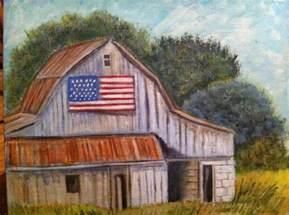 canvas barn wall decor canvas painting americana decor barn