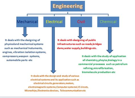 Which Branch Of Mba Is For Software Engineer what is engineering and its branches technodrunk