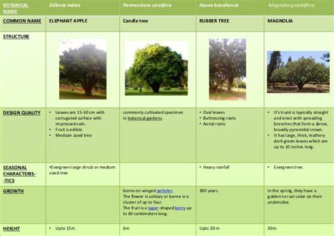 Landscape Names Landscape Assignments