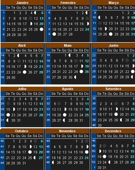 Calendario De Parto 2012 Calend 225 Lunar 2013 Gravidez