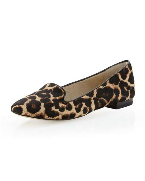 leopard print loafers for animal print loafers walk this way