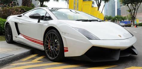Singapore Lamborghini Rental Lamborghini Singapore Limited Edition Supercar Imagine