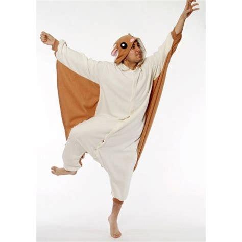 scoiattolo volante giapponese pigiama intero giapponese kigurumi alieno story 3