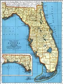florida map driving distances deboomfotografie